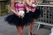 Bridesmaids and Fun!