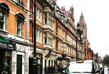 London || cities / - aesthetic Vintage and poetic.