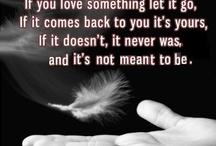 words that speak to me / by Lynda Payne