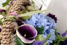 flowers from flophillia / all about flower arrangement