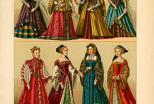 Auguste Racinet - Costume History