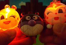 アンパンマン アニメ❤おもちゃ 腕時計型ドキンちゃん+コキンちゃんランプとバイキンマン声 Anpanman toys
