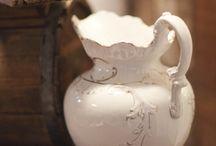 porcelánok, fajanszok