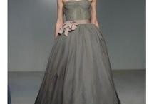 the bride / gown, tiara, ring, bridesmaids, make up etc