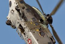 SA 330 Puma -Helicoptero /    SA 330 Puma Helicoptero