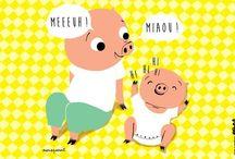 ◊ 10 min de kif par jour by Bubble ◊ / Consacrer ne serait-ce que 10 min de complicité chaque jour à son enfant est aussi important pour lui… que pour vous. Oubliez les soucis du quotidien et pouffez de rire avec vos bambins grâce à nos idées de jeux méga joyeux !