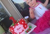 Cake / Strawberries cake