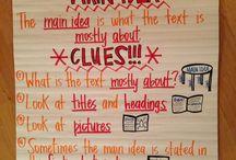 Writing clues