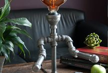 pipe lamps