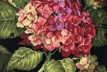 Etamin çiçek