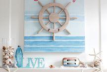 Maison au bord de la mer / My dream home on the seaside
