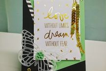 Project life greeting cards