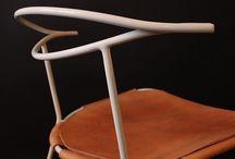 Design - Furniture / Mobilier. Recherches de design, de matières, d'assemblages...