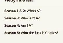 Pretty Little Liars :3