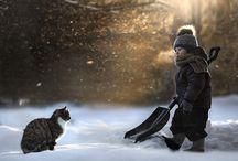 Děti a priroda