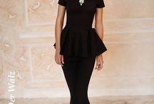Clothes - Ladylike ;)