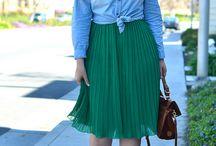 Midi/Maxi skirts ❤️