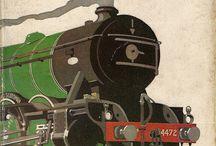 Posters vintage Engeland