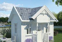 Leke stue/Play house
