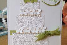 Crafts - Cards - Wedding