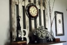 Decor / by Nikki Decker