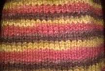 Mis creaciones en lana / Tejidos