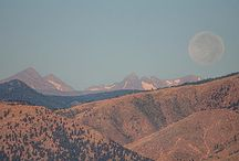 Panorama Scenic Views / Panorama nature landscape art prints for home or office walls.