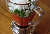 Recipes for Salsa and Pico / by Lynn Morris