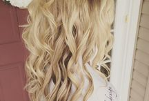 wedding hair with extentions