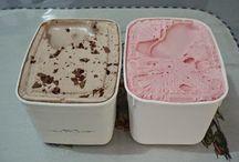 sorvete artesanal