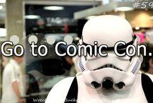 Comic Cons