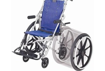 Wheelchairs for Miss Puggle / by Xan