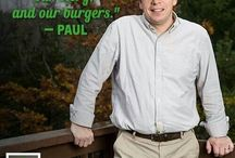 Wahlberger's / Best burgers / by Jessica Yeldon
