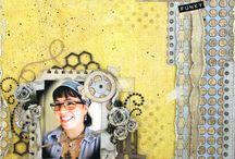 Crafting - Scrapbooks / by Paula Osterhoudt