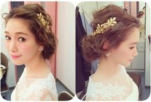 披露宴  wedding  dress