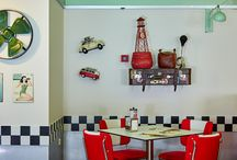 Splash American Diner / After a refreshing dive into the pool, hotel guests are welcome to enjoy a fresh take on the traditional American eatery, ice creams, ice-cold drinks and cocktails while socializing with their family and friends. http://ow.ly/UgUQQ