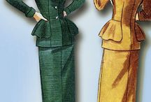 Work it out / The new power dressing...feminine suiting and day dressing