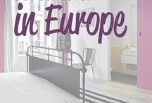 Chance's Europe Trip