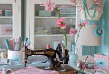 Craft Rooms / by Kate Astolat