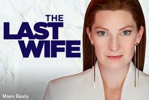 #sfLastWife / A dying husband, a steamy affair, a marriage steeped in violence that nonetheless offers an irresistible promise. The world première of a startling new play about Katherine Parr – the last wife of Henry VIII.  Maev Beaty as Kate Sara Farb as Mary Joseph Ziegler as Henry