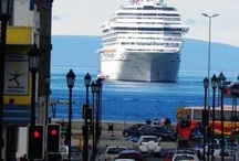 Mi hermosa ciudad,  Punta Arenas - Chile
