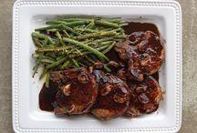 Pork Chops Recipes / Pork chop dishes