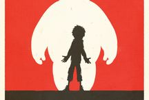 Big Hero 6 Movie Poster Ideas