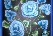 Minhas artes ( arte feita à mão ) / Inspiração Luciana Rangel ...Fruto de seu ensinamento )