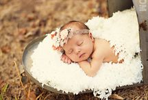 Newborn Photog Ideas