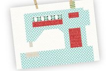 Quilting / I'd love to get in to quilting, here are some things I'd like to make.