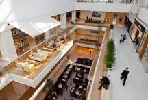 Media atrium