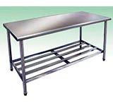 MESA DE INOX COZINHA INDUSTRIAL / Ter uma mesa de inox cozinha industrial é essencial para garantir a agilidade e segurança dos profissionais que trabalham no local, pois esse material adequa-se perfeitamente ao ambiente, adaptando-se conforme o tamanho da sua cozinha.