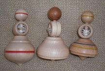 Gerhards gedrechseltes Holzspielzeug