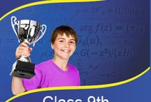 Extraminds IX Class / Class IX Lectures DVD and sample papers